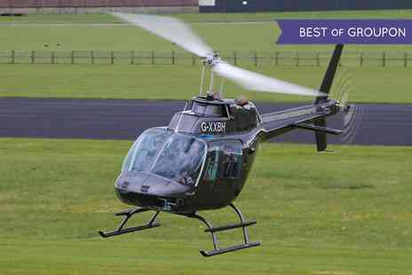 Heli Adventures - Dorset Coast Helicopter Tour - Save 61%