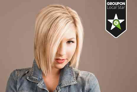 DNK Hair & Beauty - Highlights or Tint  Plus Conditioning Treatment  - Save 47%