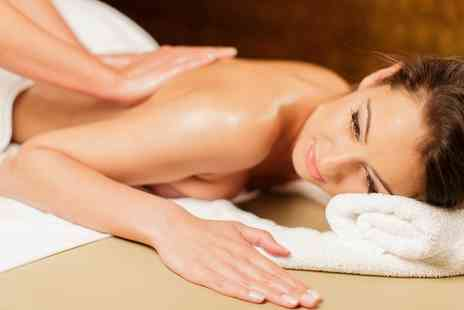 Sarah At Joanne Smedley Hair - Massage With Facial or Manicure  - Save 58%