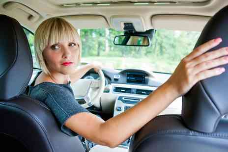 White Knuckle Rides - Four  Hours of Driving Lessons With an Optional Pass Plus Course  - Save 0%