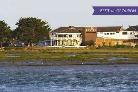 The Langstone - One or Three Nights stay For 2 With Breakfast and Leisure Access  - Save 69%