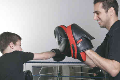 Impact Kickboxing - Five Kickboxing Classes for Kids  - Save 50%