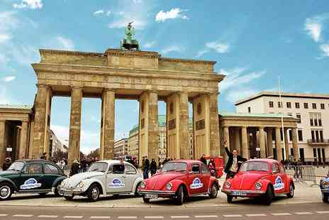 Berlin Plaza Hotel - Two Three or Four Night in Berlin With Volkswagen Hire breakfast welcome drink plus flights - Save 0%