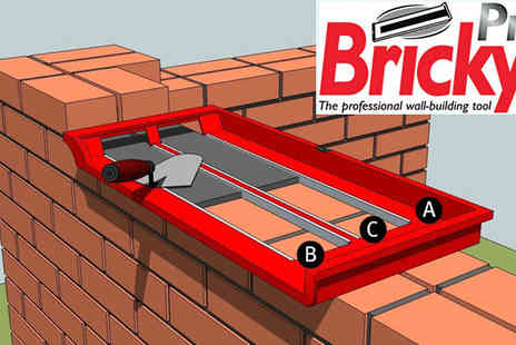 Electronics and Gadgets Direct  - Bricky Wall Building Tool - Save 0%