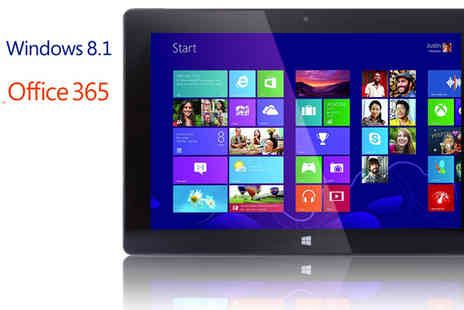 Fusion5 Tablets  - Fusion5 Windows 8.1 Ultra Slim Tablet - Save 79%