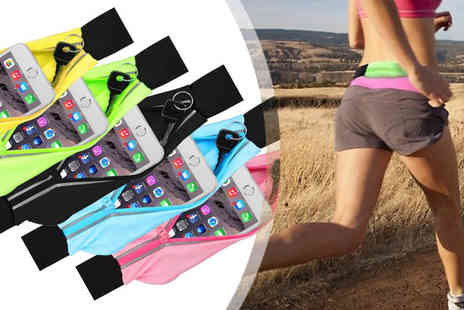 AthenaFashion E-Store - Smartphone Running Belts - Save 63%