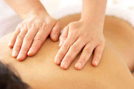 Sante Spa - Back and Neck Massage and Luxury Facial - Save 43%