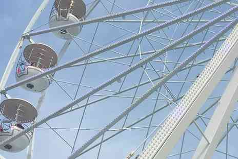 Weston Observation Wheel - Weekday Special Weston Observation Wheel Ride, Optional Adventure Golf for Two  - Save 35%