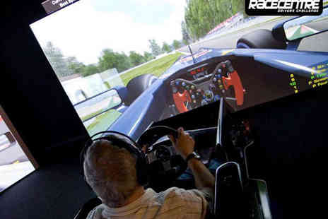 The Race Centre - Sports Car Simulator Experience for One   - Save 40%