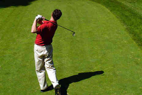 Calverley Golf Course - 18 Holes of Golf with Pint of Beer, Lager, or Soft Drink Each  - Save 58%
