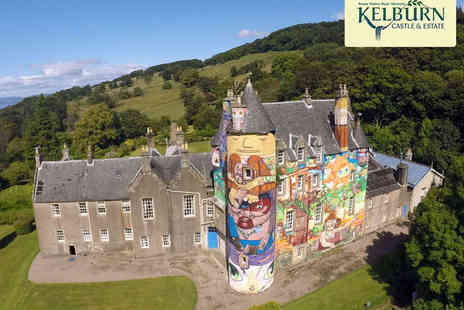 Kelburn Castle Country Centre  - Family Pass for Two Adults and up to Three Children to Kelburn Castle Country Centre and Estate - Save 44%