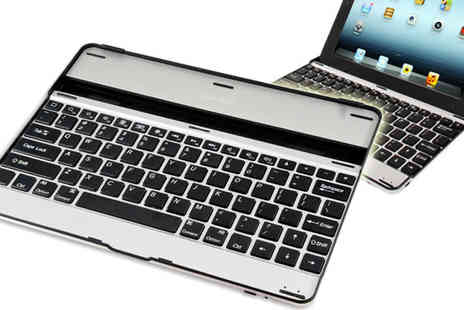 Euro Field  - Bluetooth 3.0 Wireless Keyboard - Save 62%