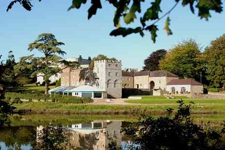 Slebech Park -  Pembrokeshire National Park Stay with Dinner and Bubbly - Save 31%