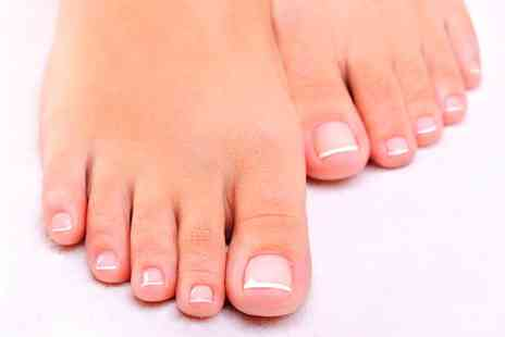 Naturalaser - Three sessions of  IPL Fungal Nail Treatments - Save 0%