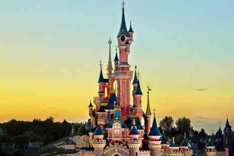 Radisson Blu Disneyland Paris - Two day tickets & Two nights stay in a 4* hotel with breakfast - Save 49%