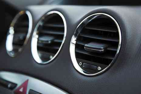 Cloud Tyres -  Car Air Conditioning Service with Re Gas - Save 54%