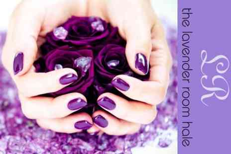 The Lavender Room - Manicure and Pedicure Using OPI or Essie Nail Varnish with OPI Varnish to Keep - Save 64%