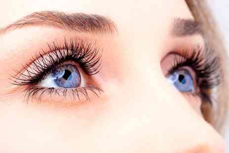 Addictions Hair - Cluster Lashes With Optional Brow Shaping and Tinting - Save 51%