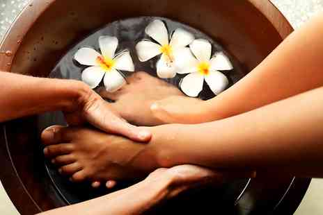 Reflexology -  90 Minute Reflexology Treatment with Foot Spa  - Save 0%