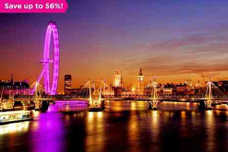 Corus Hotel Hyde Park - Overnight stay for two in Central London - Save 47%