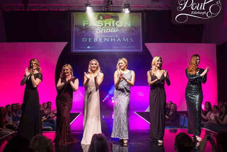 Edinburgh Corn Exchange - Day Entry to Pout The Edinburgh Ladies Lifestyle Show - Save 0%
