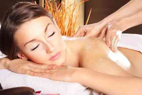 Twenty14 Beauty - Spa day with a 30 minute aromatherapy massage and herbal tea   - Save 53%