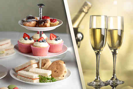 The Marquis at Alkham - Sparkling afternoon tea for two  - Save 39%