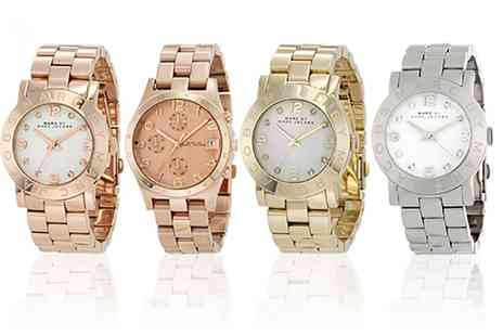 PhotoDirect - Marc Jacobs Womens Watch With Free Delivery  - Save 48%