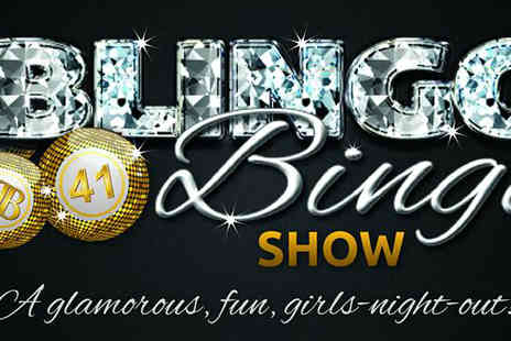 The Blingo Show - Glamourous evening of Blingo for two - Save 66%