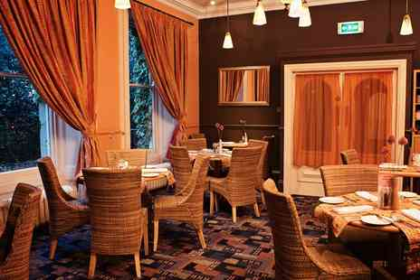 Healds Hall - Six Course Meal for two  - Save 47%