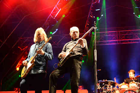 Live Promotions Events - Ticket to see Status Quo with support from Walkway at Royal Highland Centre on 23rd July 2016  - Save 25%