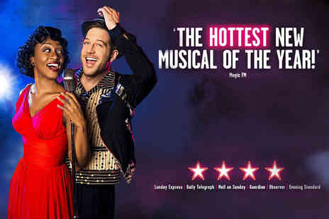 London Theatre Direct - Band C ticket to see Memphis   - Save 38%