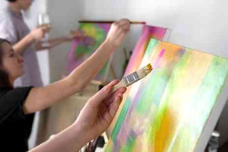 Paint Nite - Ticket to Paint Nite Social Painting Event, 2 October to  27 November - Save 44%