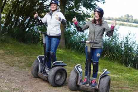 Segway Events - Segway Rally Experience - Save 35%