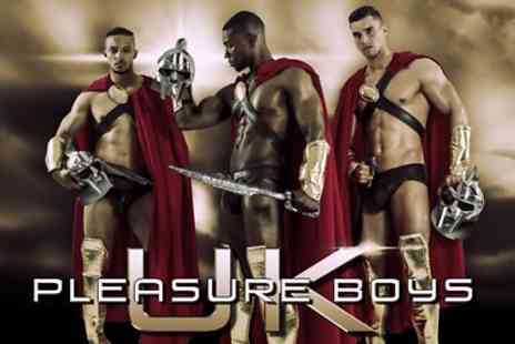 EyeCandi Pleasureboys Tour -  Pleasure Boys Tour with Champagne on Arrival, After Party and Club Entry   - Save 0%