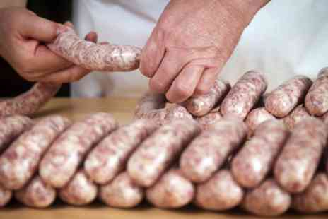 Coldsmoking - Sausage Making Classes with One Kilogram of Sausages for One  - Save 55%