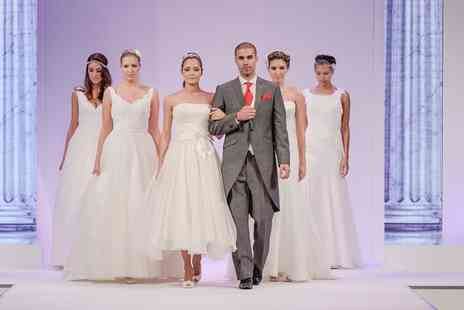 The National Wedding Show - Ticket to The National Wedding Show  - Save 52%