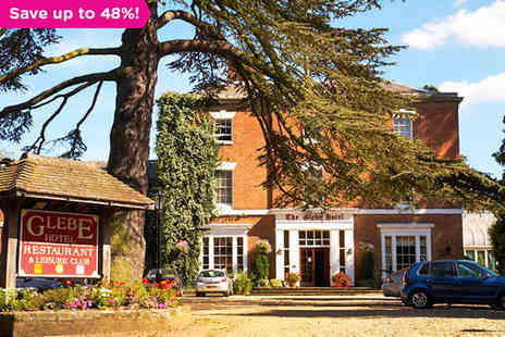 The Glebe Hotel - One night stay for two  - Save 48%