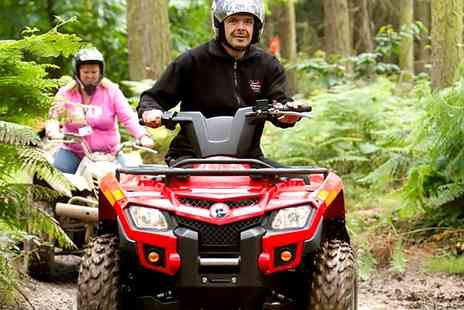 Heart of England Conference - Quad Biking and Archery For One - Save 72%
