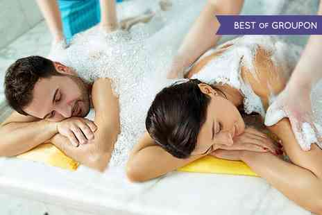 Crystal Palace Spa - Turkish Hammam and Moroccan Bath With Body Mask  - Save 65%