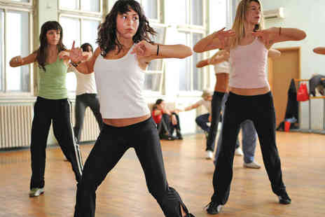Toma Janulyte Zumba - Eight Zumba Classes for One - Save 71%