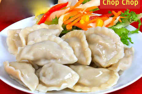 Chop Chop - Unlimited Chinese Lunch Banquet for Two - Save 0%
