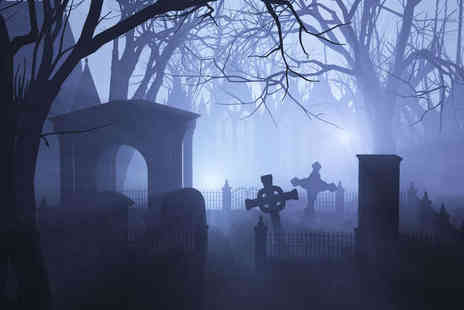 Beyond the Grave - Ghost Hunting Experience - Save 51%