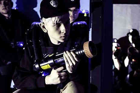 Laser Quest Sunderland - Two Games of Advanced Laser Quest for Four  - Save 69%
