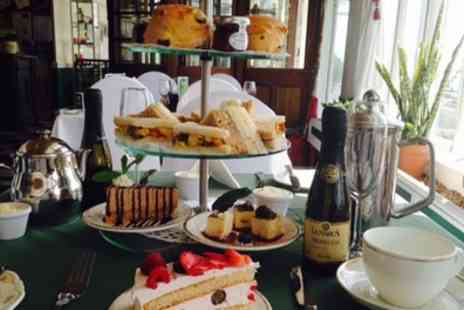 The Grand Hotel - Traditional or Sparkling Afternoon Tea For Two - Save 0%