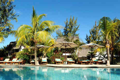 THG Holidays - Three Nights stay in Dubai and Seven  Nights in Mauritius - Save 60%