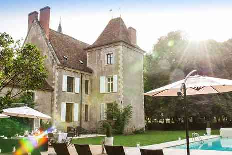 Chateau de Sallay - Two Night Chateau Stay with Meals  - Save 31%
