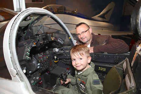 Royal Air Force Museum - Ticket to an open cockpits evening  - Save 40%