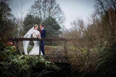 Digital Weddings - Eight hours of wedding videography including all editing work, DVD copy and DVD design - Save 25%
