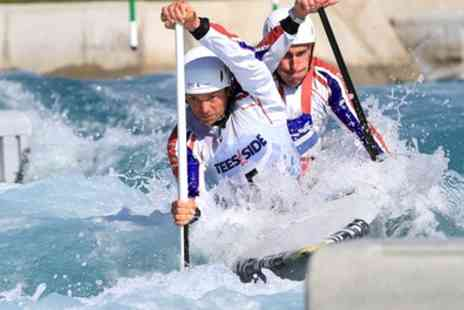 ICF Canoe Slalom World Cup - Child or Adult Entry to ICF Canoe Slalom World Championships - Save 15%